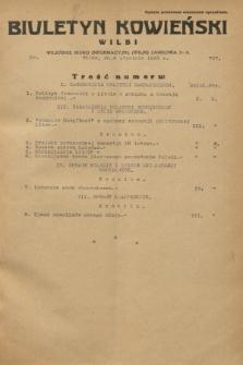 Biuletyn Kowieński Wilbi. 1933, nr 787 (4 stycznia)