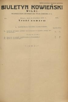 Biuletyn Kowieński Wilbi. 1933, nr 838 (4 kwietnia)