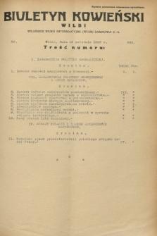 Biuletyn Kowieński Wilbi. 1933, nr 843 (12 kwietnia)
