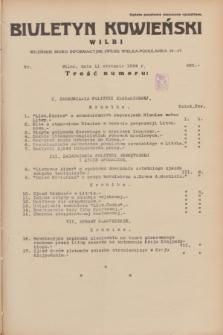 Biuletyn Kowieński Wilbi. 1934, nr 985 (11 stycznia)