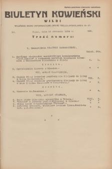 Biuletyn Kowieński Wilbi. 1934, nr 988 (16 stycznia)