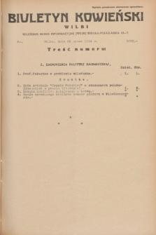 Biuletyn Kowieński Wilbi. 1934, nr 1032 (28 marca)