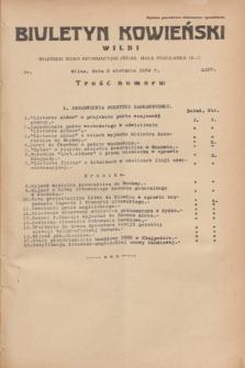 Biuletyn Kowieński Wilbi. 1934, nr 1108 (2 sierpnia)