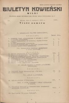 Biuletyn Kowieński Wilbi. 1935, nr 1199 (8 stycznia)