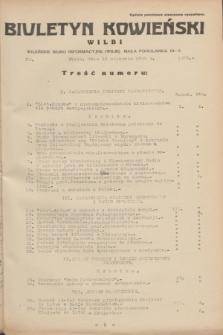 Biuletyn Kowieński Wilbi. 1935, nr 1204 (16 stycznia)
