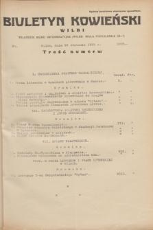 Biuletyn Kowieński Wilbi. 1935, nr 1206 (18 stycznia)