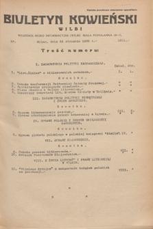 Biuletyn Kowieński Wilbi. 1935, nr 1211 (25 stycznia)