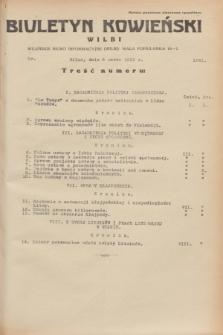 Biuletyn Kowieński Wilbi. 1935, nr 1241 (8 marca)