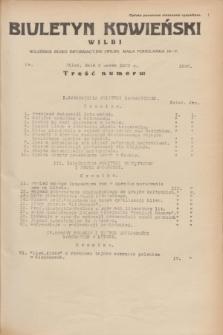 Biuletyn Kowieński Wilbi. 1935, nr 1242 (9 marca)