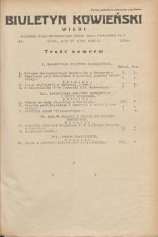 Biuletyn Kowieński Wilbi. 1935, nr 1254 (27 marca)
