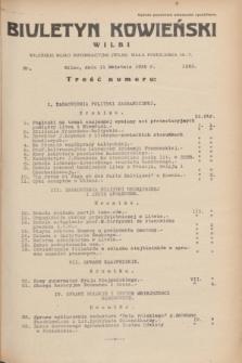 Biuletyn Kowieński Wilbi. 1935, nr 1263 (11 kwietnia)