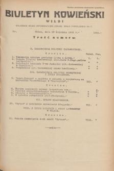 Biuletyn Kowieński Wilbi. 1935, nr 1264 (12 kwietnia)