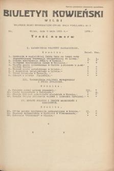 Biuletyn Kowieński Wilbi. 1935, nr 1276 (2 maja)