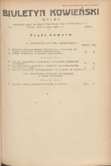 Biuletyn Kowieński Wilbi. 1935, nr 1278 (6 maja)