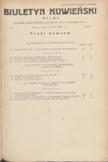 Biuletyn Kowieński Wilbi. 1935, nr 1280 (9 maja)