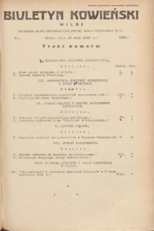 Biuletyn Kowieński Wilbi. 1935, nr 1282 (10 maja)