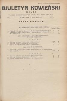 Biuletyn Kowieński Wilbi. 1935, nr 1295 (29 maja)