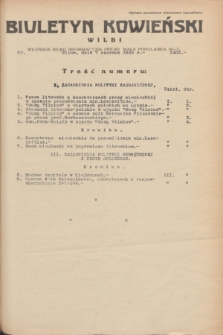 Biuletyn Kowieński Wilbi. 1935, nr 1302 (7 czerwca)