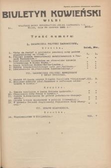 Biuletyn Kowieński Wilbi. 1935, nr 1311 (24 czerwca)
