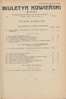 Biuletyn Kowieński Wilbi. 1935, nr 1317 (5 lipca)