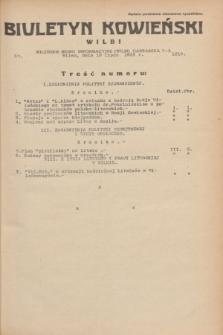 Biuletyn Kowieński Wilbi. 1935, nr 1319 (10 lipca)
