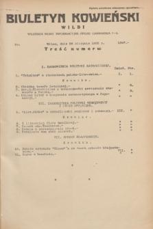 Biuletyn Kowieński Wilbi. 1935, nr 1347 (26 sierpnia)