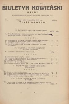 Biuletyn Kowieński Wilbi. 1935, nr 1353 (6 września)
