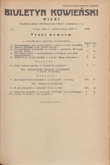 Biuletyn Kowieński Wilbi. 1935, nr 1366 (9 października)