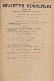 Biuletyn Kowieński Wilbi. 1935, nr 1367 (11 października)