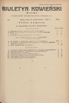 Biuletyn Kowieński Wilbi. 1935, nr 1369 (16 października)