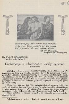 Pod Znakiem Marji : miesięcznik Związku Sodalicyj Marjan. uczniów szkół średnich w Polsce. R. 10, 1930, nr6