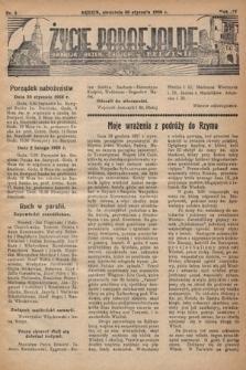 Życie Parafjalne : parafja Przen. Trójcy wBędzinie. 1938, nr5