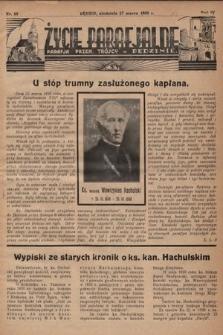 Życie Parafjalne : parafja Przen. Trójcy wBędzinie. 1938, nr13
