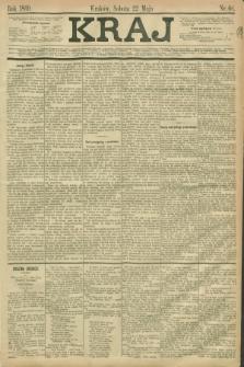 Kraj. 1869, nr 66 (22 maja)
