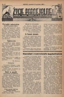 Życie Parafjalne : parafja Przen. Trójcy wBędzinie. 1938, nr51
