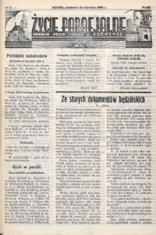 Życie Parafjalne : parafja Przen. Trójcy wBędzinie. 1939, nr5