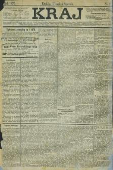 Kraj. 1870, nr 2 (4 stycznia)