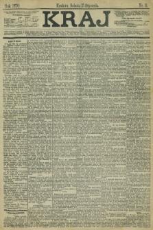 Kraj. 1870, nr 11 (15 stycznia)