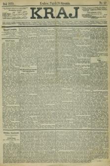 Kraj. 1870, nr 22 (28 stycznia)