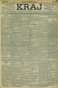 Kraj. 1870, nr 43 (23 lutego)