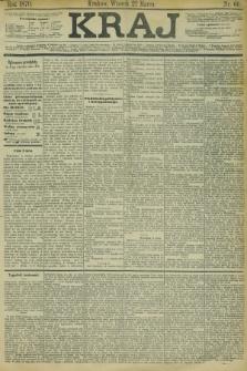 Kraj. 1870, nr 66 (22 marca)