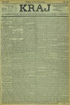 Kraj. 1870, nr 89 (20 kwietnia)
