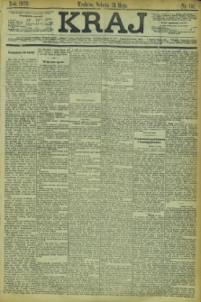 Kraj. 1870, nr 116 (21 maja)