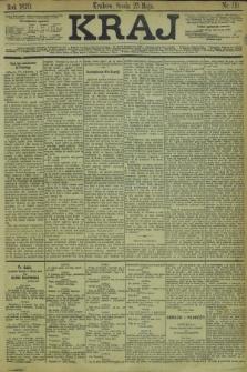 Kraj. 1870, nr 119 (25 maja)