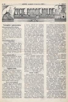 Życie Parafjalne : parafja Przen. Trójcy wBędzinie. 1939, nr23