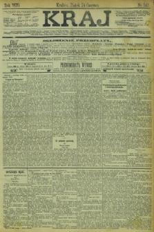 Kraj. 1870, nr 142 (24 czerwca)