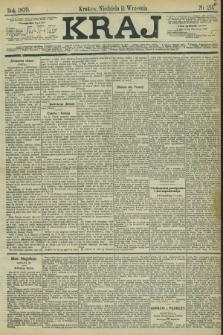 Kraj. 1870, nr 207 (11 września) + dod.
