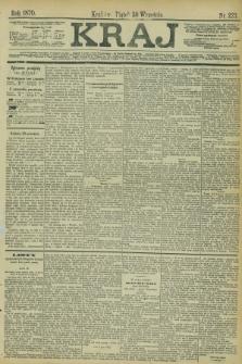 Kraj. 1870, nr 223 (30 września)