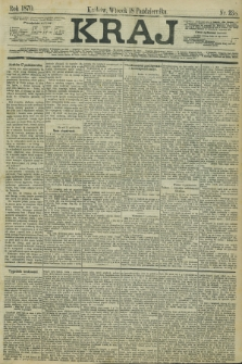 Kraj. 1870, nr 238 (18 października)