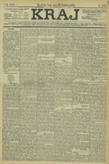 Kraj. 1870, nr 240 (20 października)